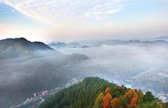 凤凰南华山