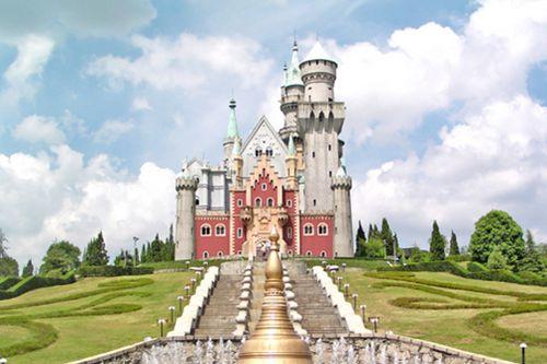 长沙世界之窗-德国新天鹅城堡