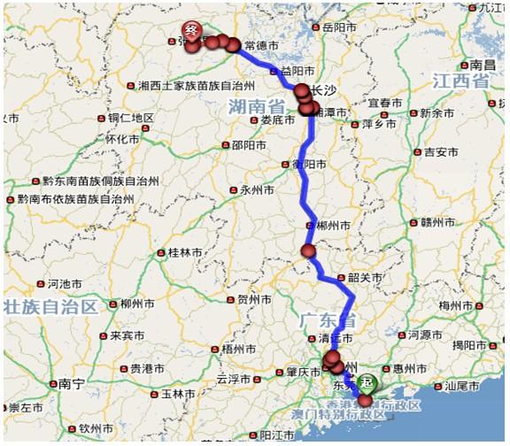 深圳到张家界旅游怎么走?深圳到张家界旅游交通指南
