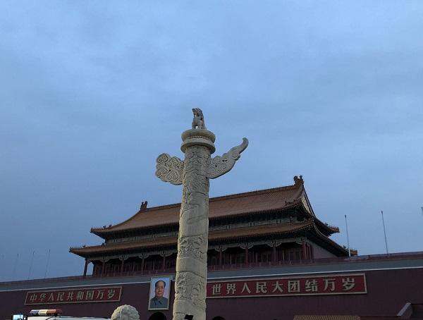 从湘潭/株洲/长沙到北京双飞5日游自组老年人旅