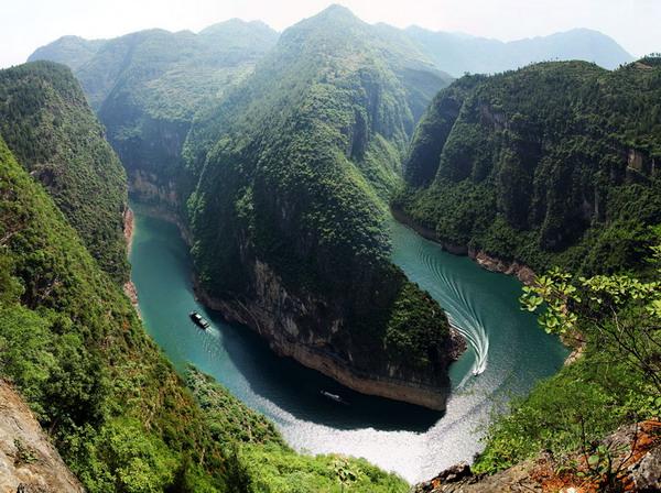 巫山小三峡图片