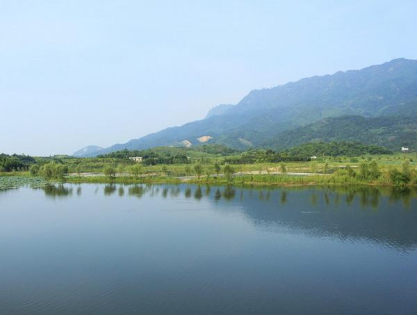 重庆大足龙水湖