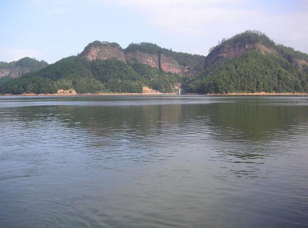 泰宁大金湖