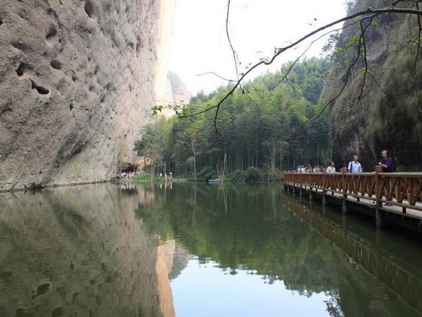 三明泰宁风景旅游区门票价格