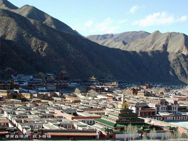 走进神秘小西藏甘南,长沙到甘肃甘南-碌曲-迭部-扎尕那-郎木寺-合作市-夏河县摄影户外民俗双飞9日游