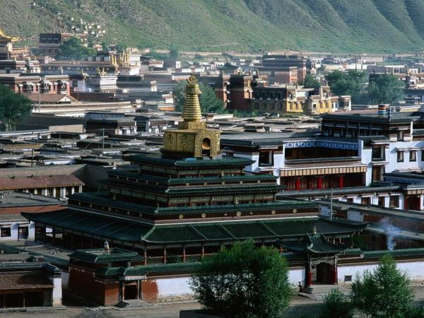 甘南藏族自治州