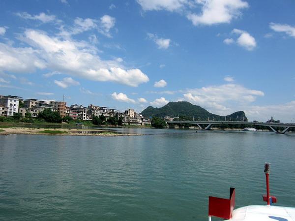 桂林市内漓江