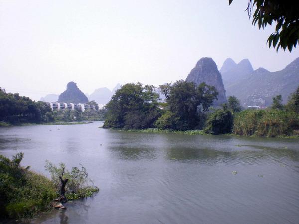 桂林桃花江