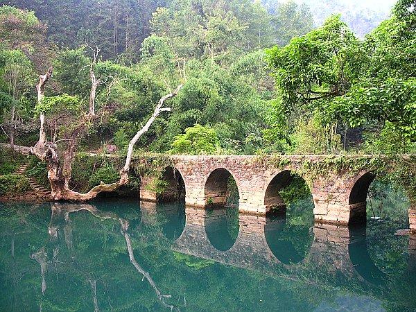 长沙/株洲贵州荔波大小七孔、 黄果树瀑布双卧五日游精华旅游