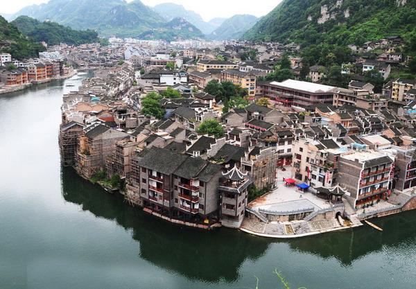 贵州镇远古镇图片