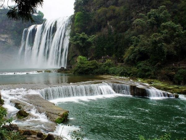 贵州黄果树景区 贵州黄果树瀑布景区 贵州黄果树瀑布