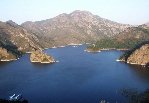 秦皇岛燕塞湖