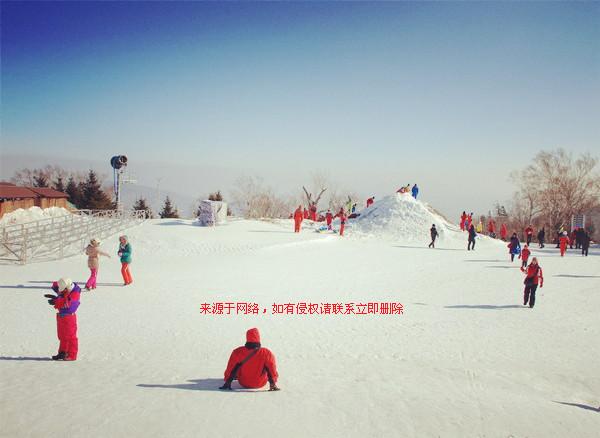 从长沙到哈尔滨-横道河子-林海雪原穿越-亚布力滑雪场双飞五日