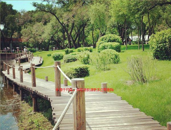 哈尔滨太阳岛公园