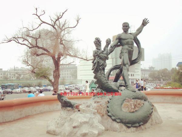 哈尔滨斯大林公园图片