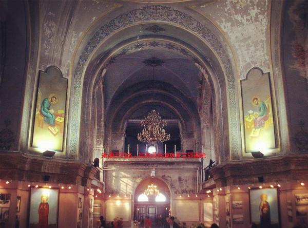 哈尔滨圣索菲亚教堂景点