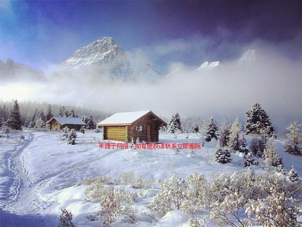 雪乡最佳旅游时间/季节