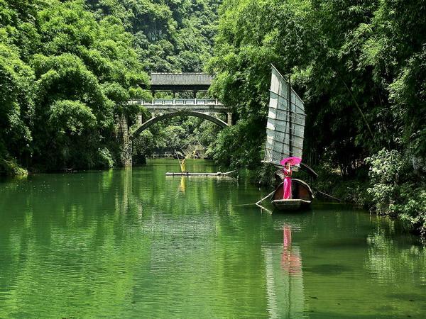 长沙到湖北三峡人家、长江三峡系列游船、两坝一峡、三峡大坝