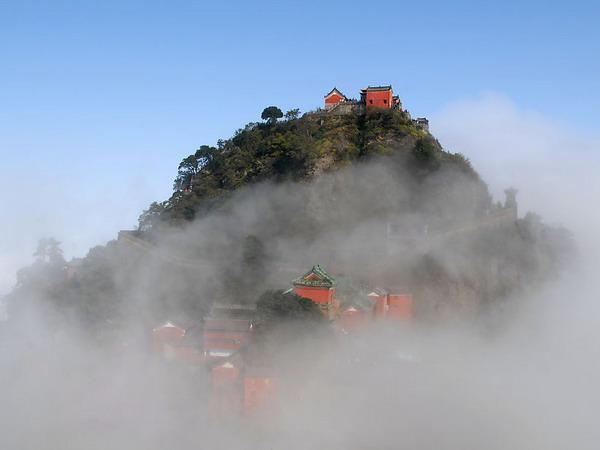 2015年武当山旅游攻略大全
