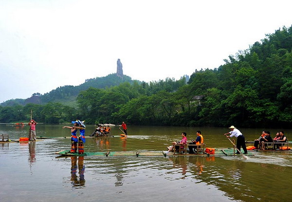 崀山扶夷江