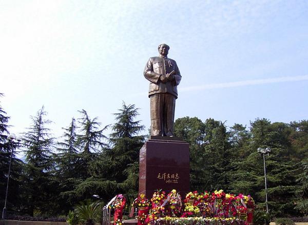 韶山毛泽东广场