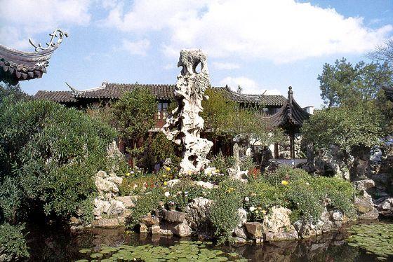 苏州留园图片
