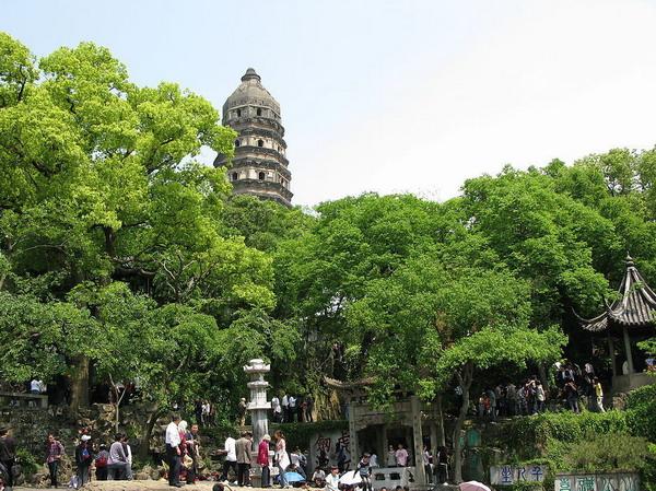 苏州虎丘图片