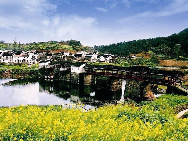 婺源彩虹桥