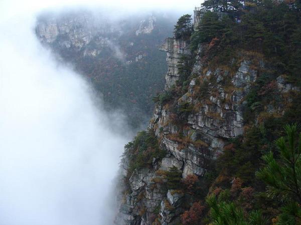庐山锦绣谷