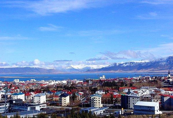冰岛在哪里?冰岛在哪个国家