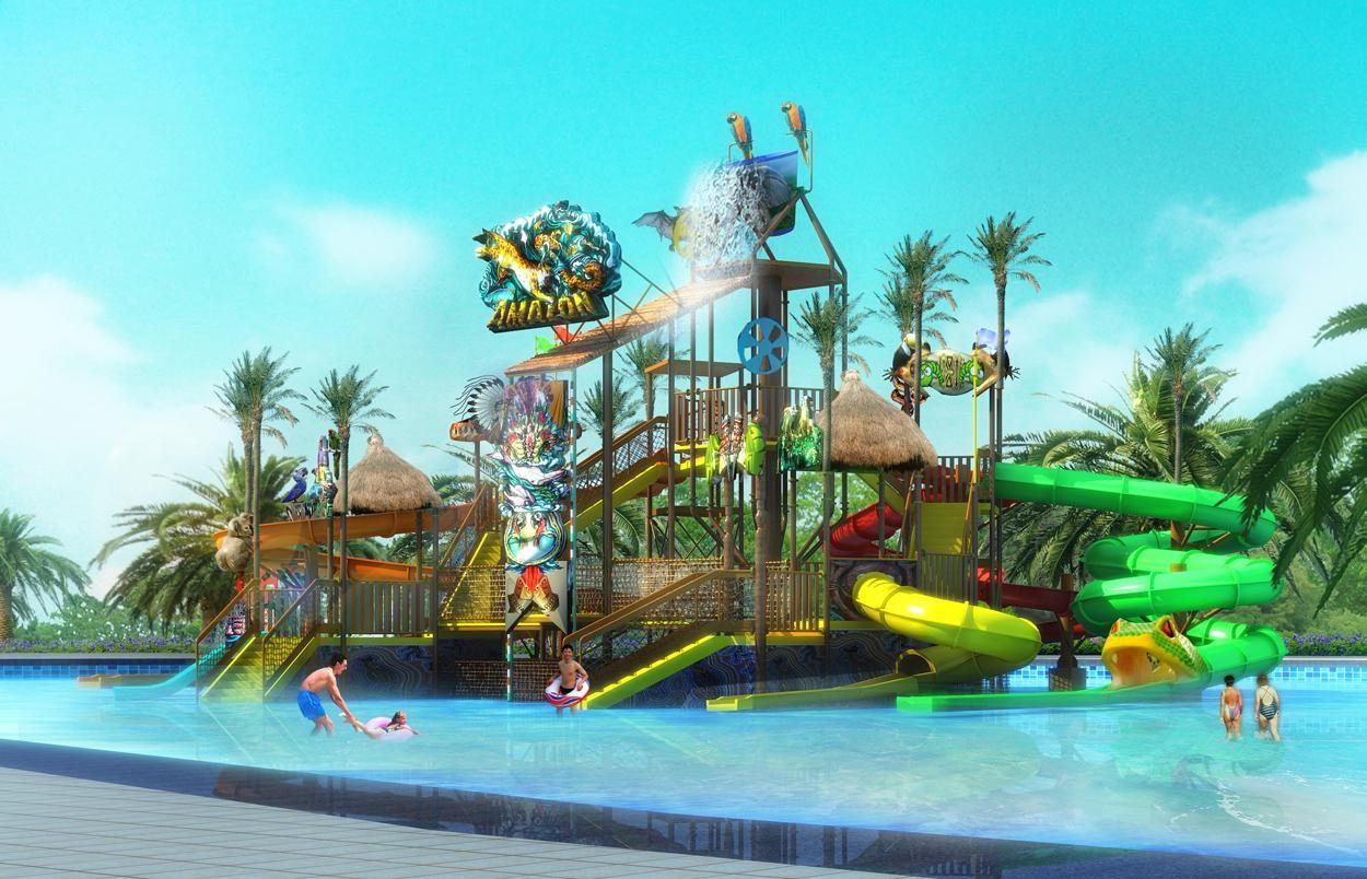 长沙水上乐园有哪些好玩的?长沙周边水上乐园有哪些