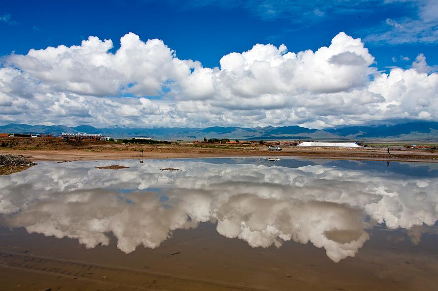 """茶卡盐湖""""天空之镜""""好玩吗?什么季节去茶卡盐湖旅游最合适,茶卡盐湖最佳旅游季节"""