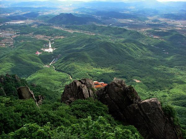 丹东五龙山