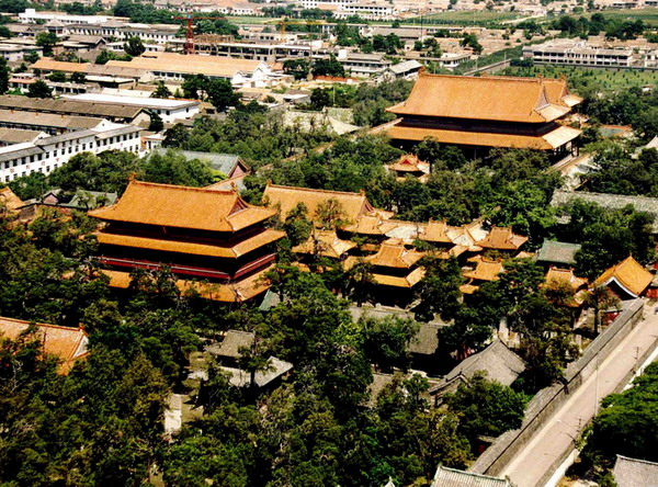 山东曲阜孔庙图片