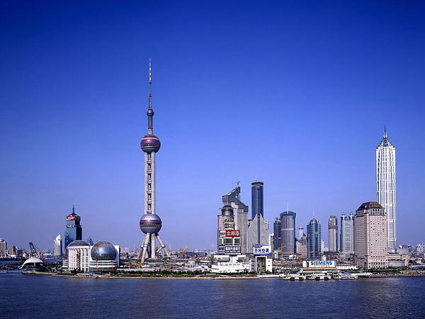 上海东方明珠有多高 上海东方明珠多少层 上海东方明珠塔多少米图片