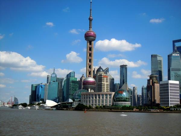 上海东方明珠有多高?上海东方明珠多少层?上海东方明珠塔多