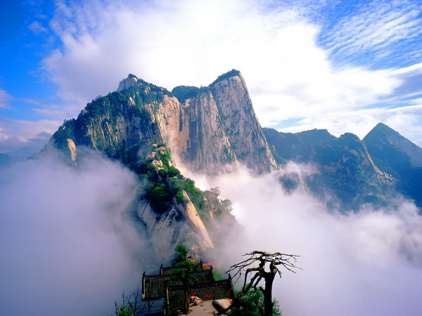 <a href=http://www.97616.net/vjingdian_444.html>西岳华山</a>图片