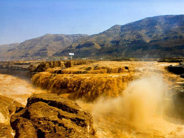 黄河壶口瀑布在哪个省