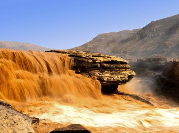 黄河壶口瀑布在哪里?黄河壶口瀑布在哪个城市?在哪个省份