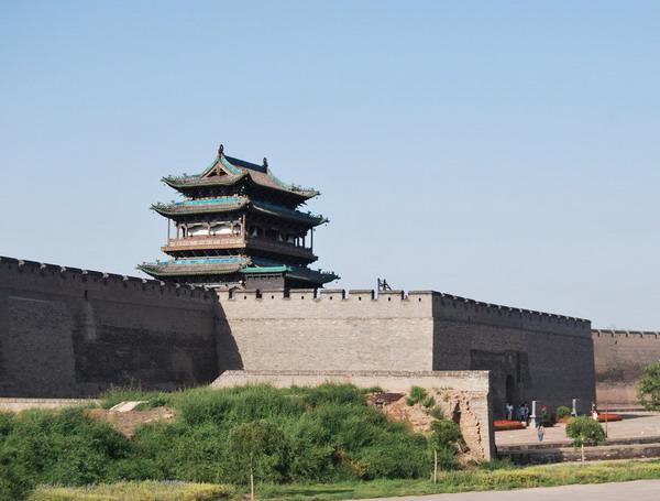 平遥古城有哪些旅游景点图片