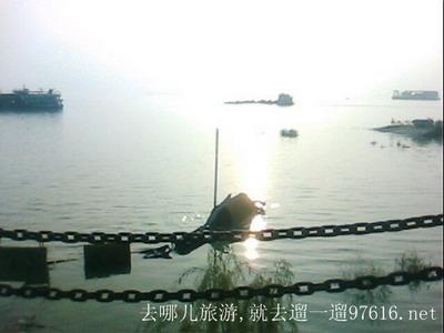湖南岳阳洞庭湖风景图片