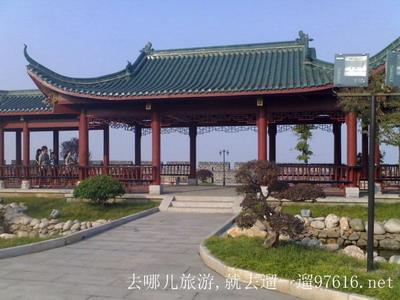 湖南岳阳楼风景图片