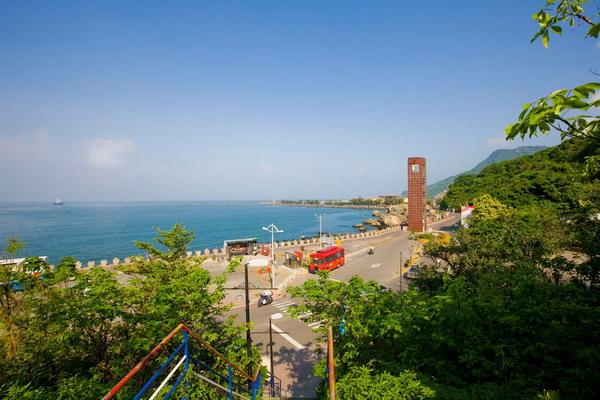 台湾西子湾