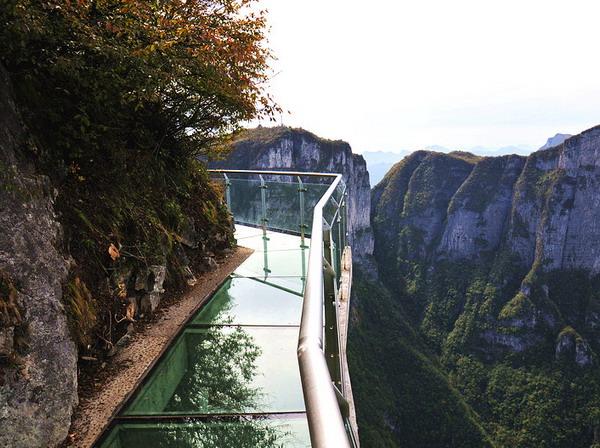 长沙到韶山、张家界国家森林公园、天门山玻璃栈道汽车四日游