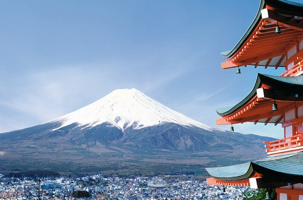 长沙到日本旅游
