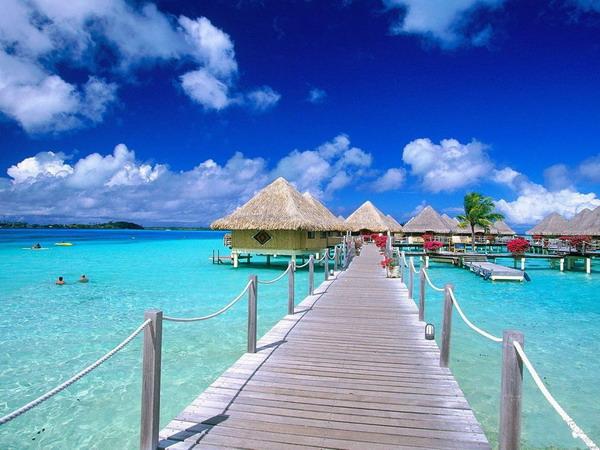 巴厘岛蜜月湾