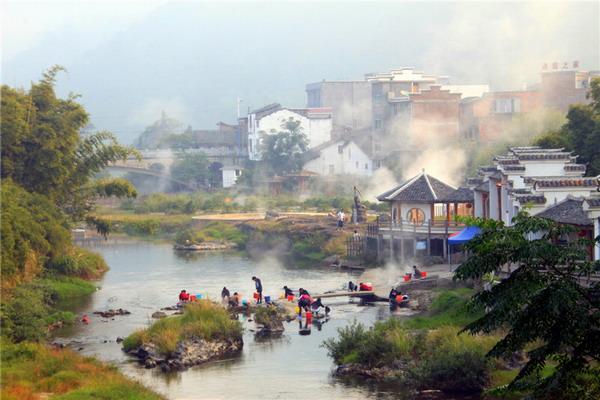 长沙到郴州汝城温泉汽车二日游旅游团