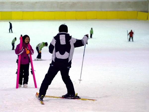 浏阳赤马湖瑞翔滑雪场