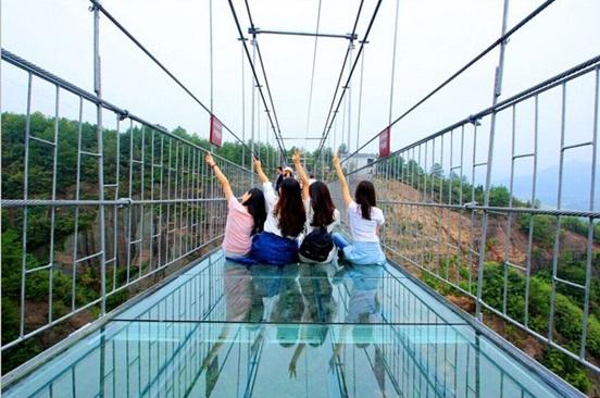 张家界大峡谷玻璃桥门票多少钱?张家界大峡谷玻璃桥门票价格138元