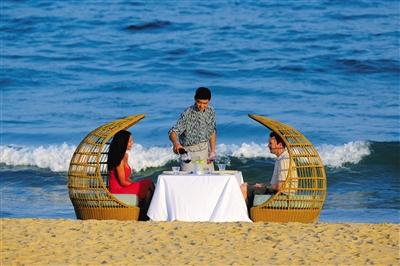 三亚酒店:舌尖上的无国界之旅